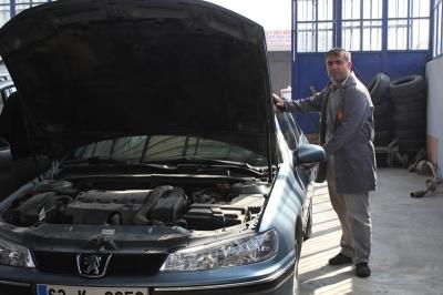 Teknik Otomotiv Peugeot ve Citroen Servisi
