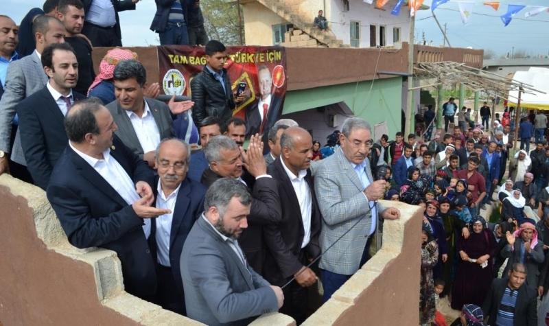 Bakan Çavuşoğlu Şanlıurfa'da