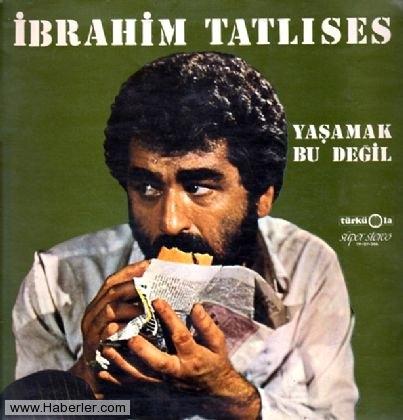 İbrahim Tatlıses'in Etkileyici Albüm Kapakları