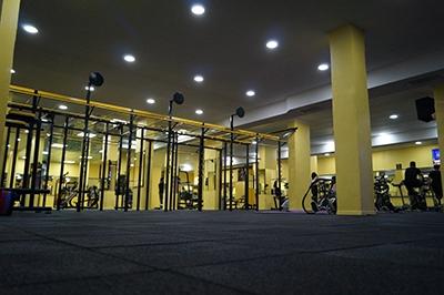 Spor Salonlarında Yeni Adres