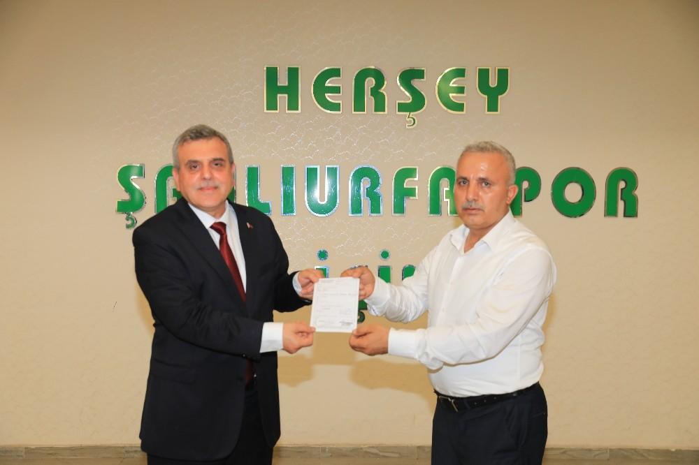 Beyazgül'den Şanlıurfaspor'a destek