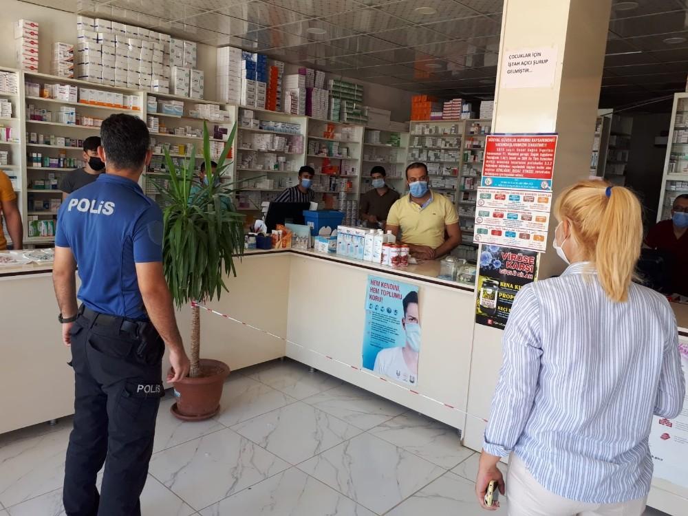 Maske takmayan 282 kişiye cezai işlem uygulandı