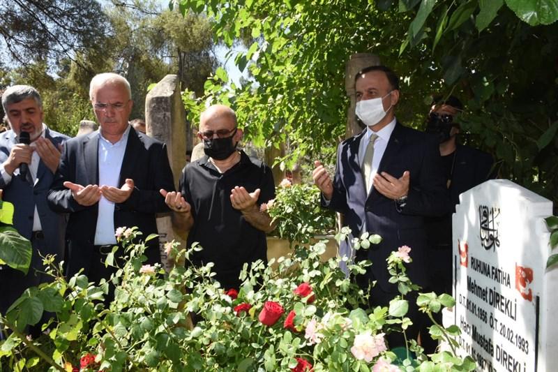 15 Temmuz Şehitleri Rahmetle Anılıyor