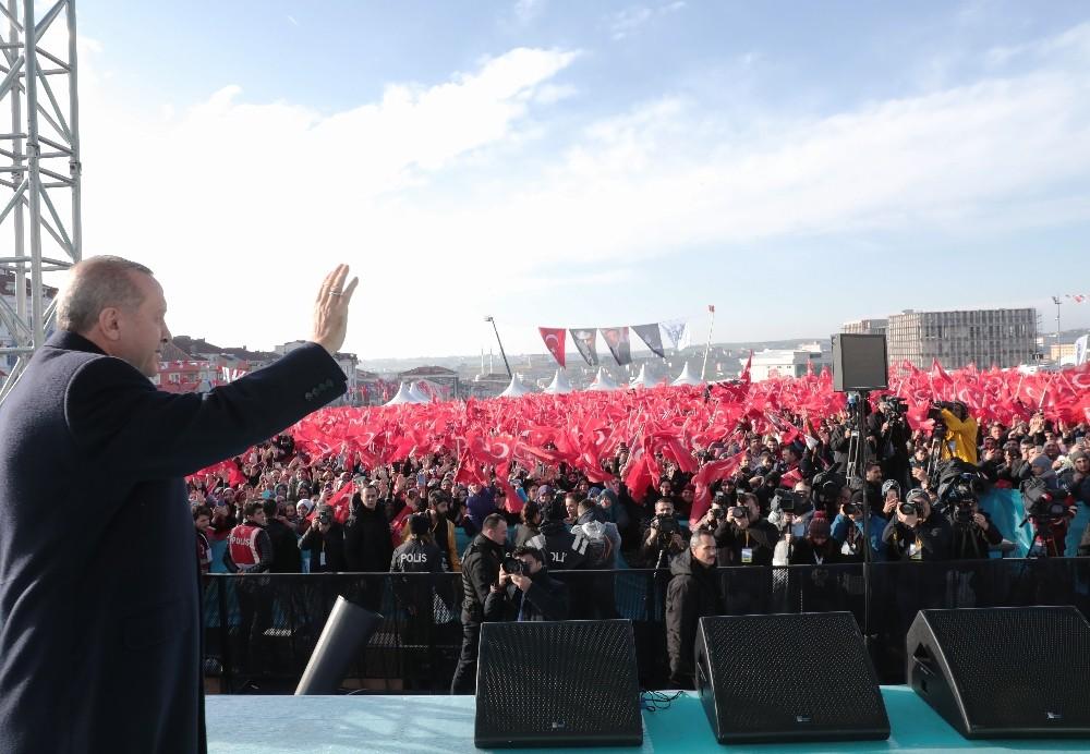 Cumhurbaşkanı Erdoğan: ″Netanyahu sen yanlış kapıya vurdun″