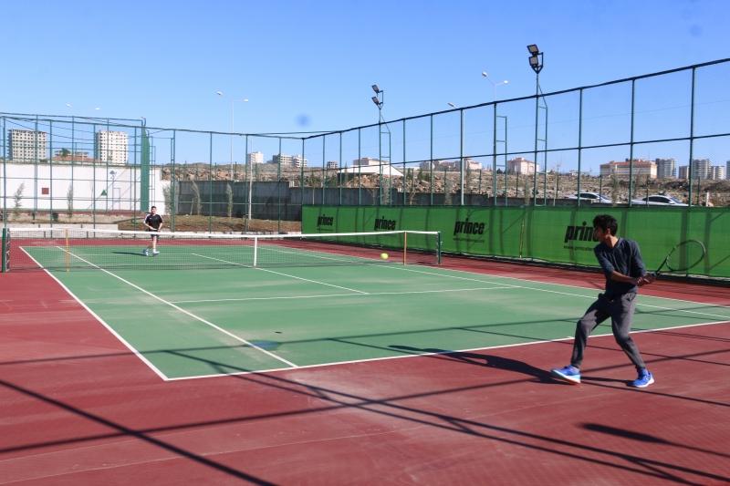 2019'un İlk Ulusal Tenis Turnovası Şanlıurfa'da Düzenleniyor