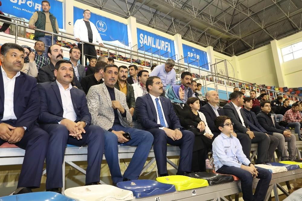 Haliliye Belediyespor galibiyet serisini 3'e çıkardı