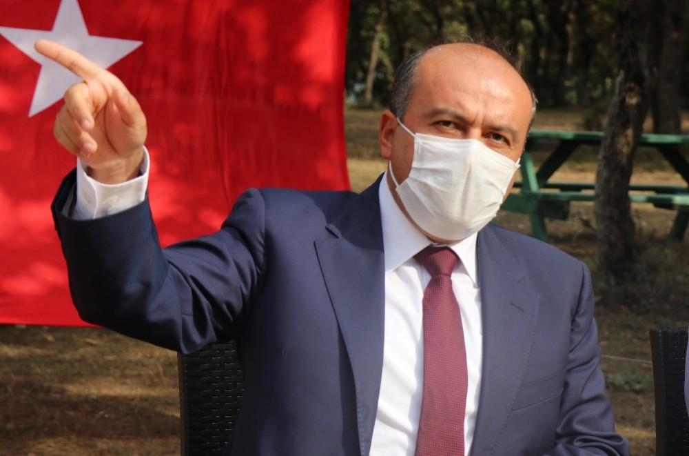 """Tarım ve Orman Bakan Yardımcısı Metin: ″Barajlarda doluluk oranı yüzde 76 seviyesinde"""""""