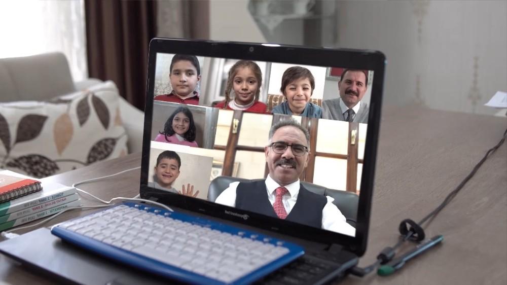 Eyyübiye'de eğitim kampanyası