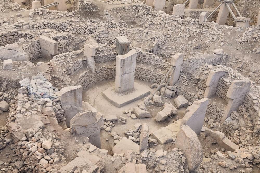 UNESCO Dünya Mirası Listesi'nde Göbeklitepe de var