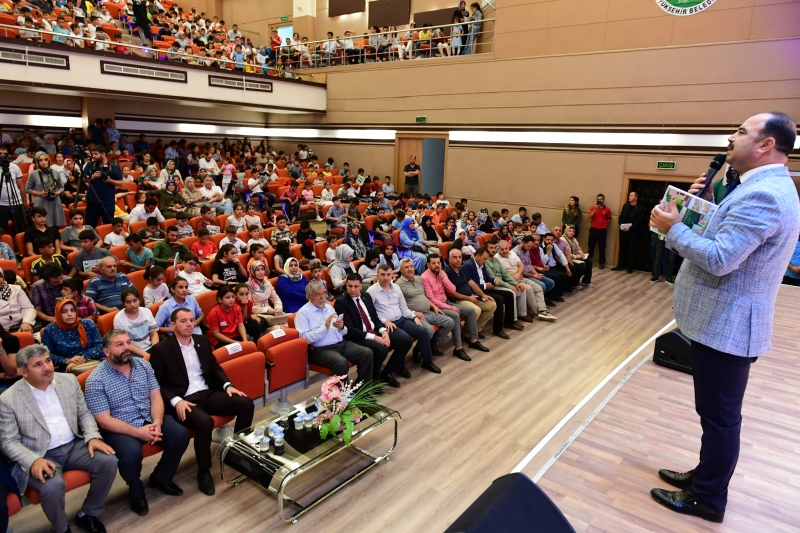 6 Bin 800 öğrencinin Katıldığı Yaz Kursları Sona Erdi