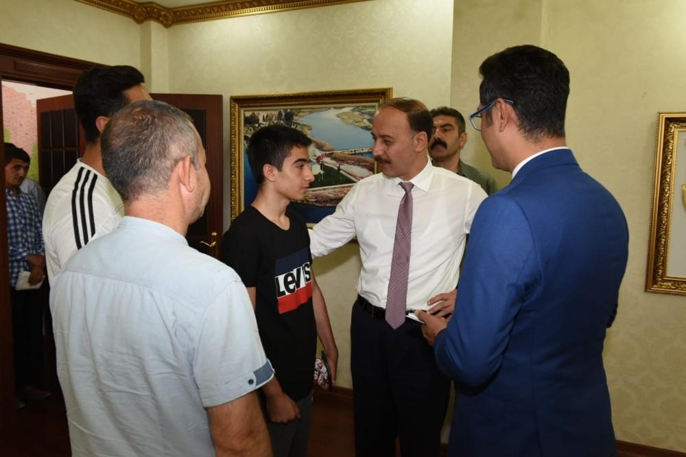 Şampiyon tekvandocu Türkiye'yi temsil edecek