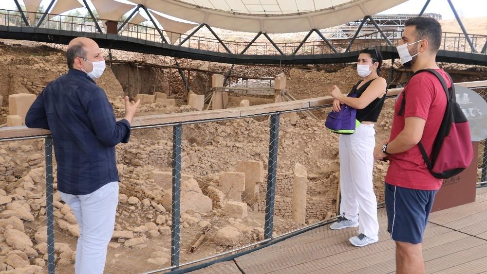 Dünyanın ilk tapınağı yeniden ziyarete açıldı
