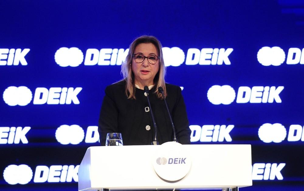"""Ticaret Bakanı Pekcan: """"Bu yıl ihracatta cumhuriyet rekoru kıracağız"""""""