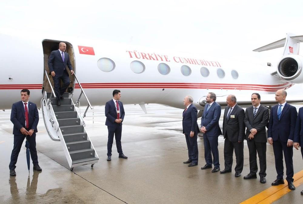 Dışişleri Bakanı Çavuşoğlu, Japonya'da