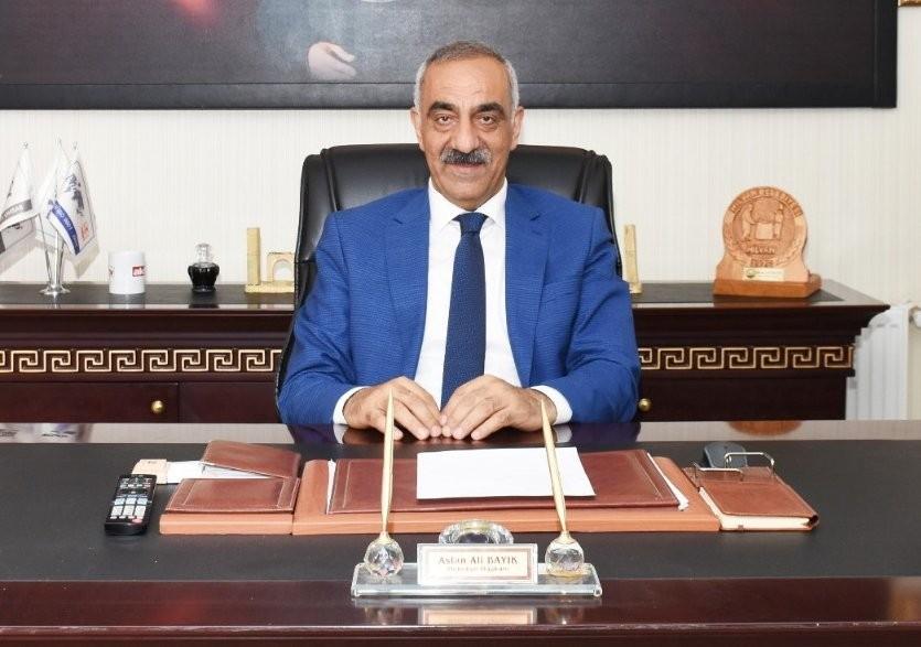 Hilvan Belediye başkanının korona testi pozitif çıktı