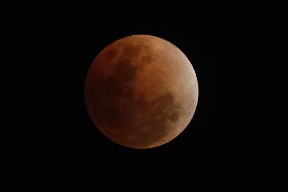 Tam Ay tutulması 27 Temmuz'da gerçekleşecek