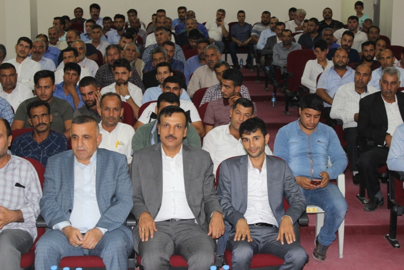 Ahmet Akay Akçakaleli Esnafın Sorunlarını Dinledi
