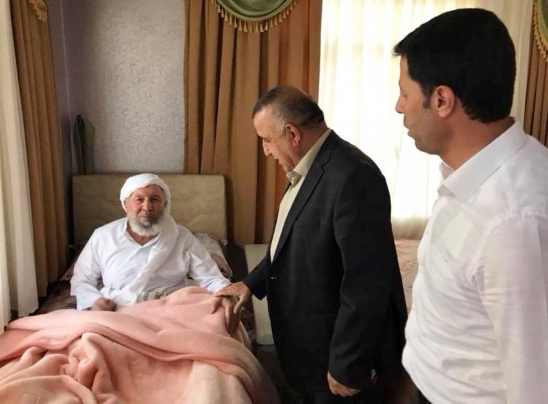 Ahmet Akay seçim ziyaretlerini sürdürüyor