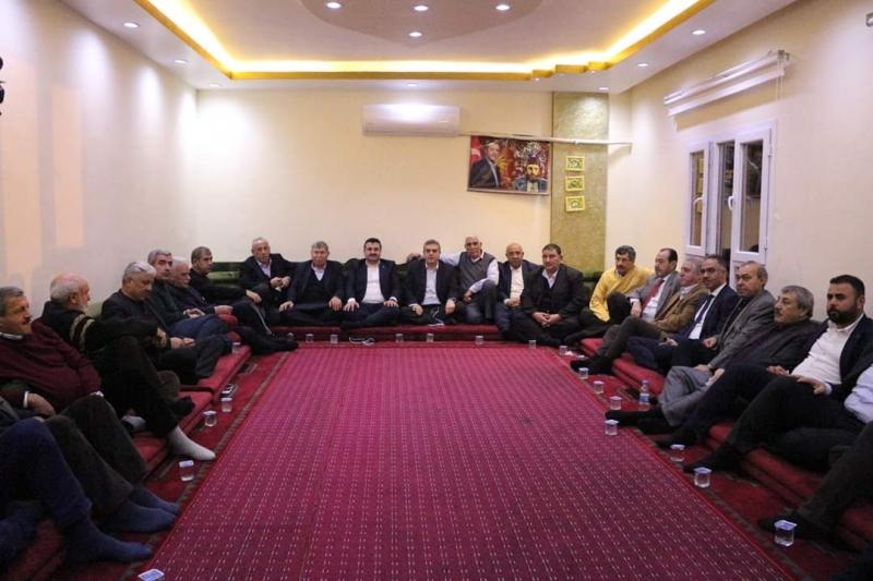 Ak Aday Mehmet Kuş'a Destekler Sürüyor