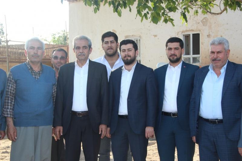 Ak Aday Sedat Ertürk Kırsal Mahallelerde