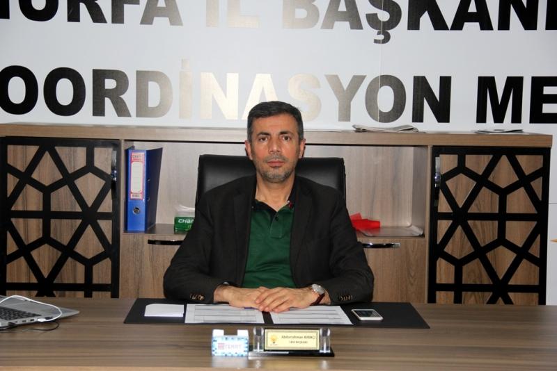 AK SKM Başkanı Kırıkçı'dan 'Oy' açıklaması