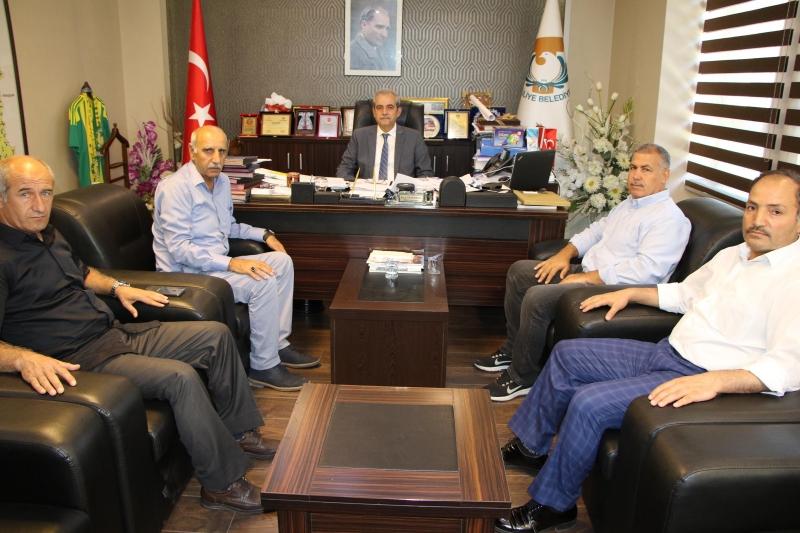 Askf'den Başkan Demirkol'a Teşekkür Ziyareti