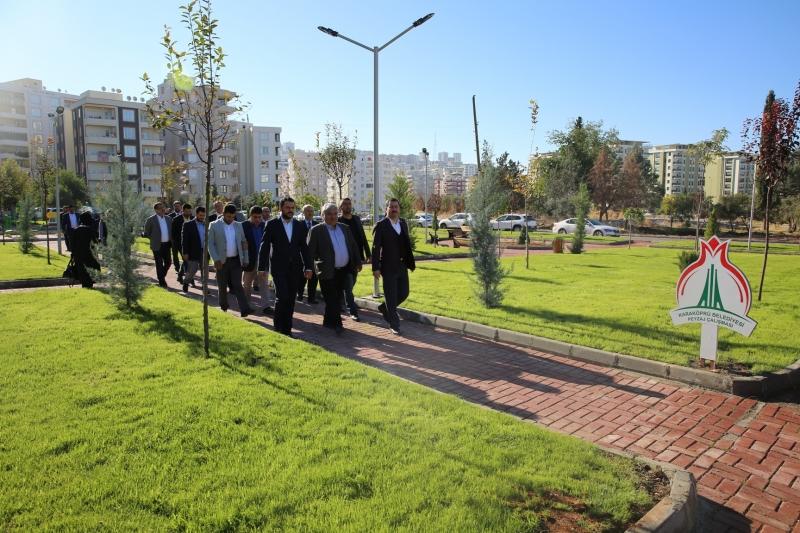 Atakent Mahallesine 9 bin metrekarelik park