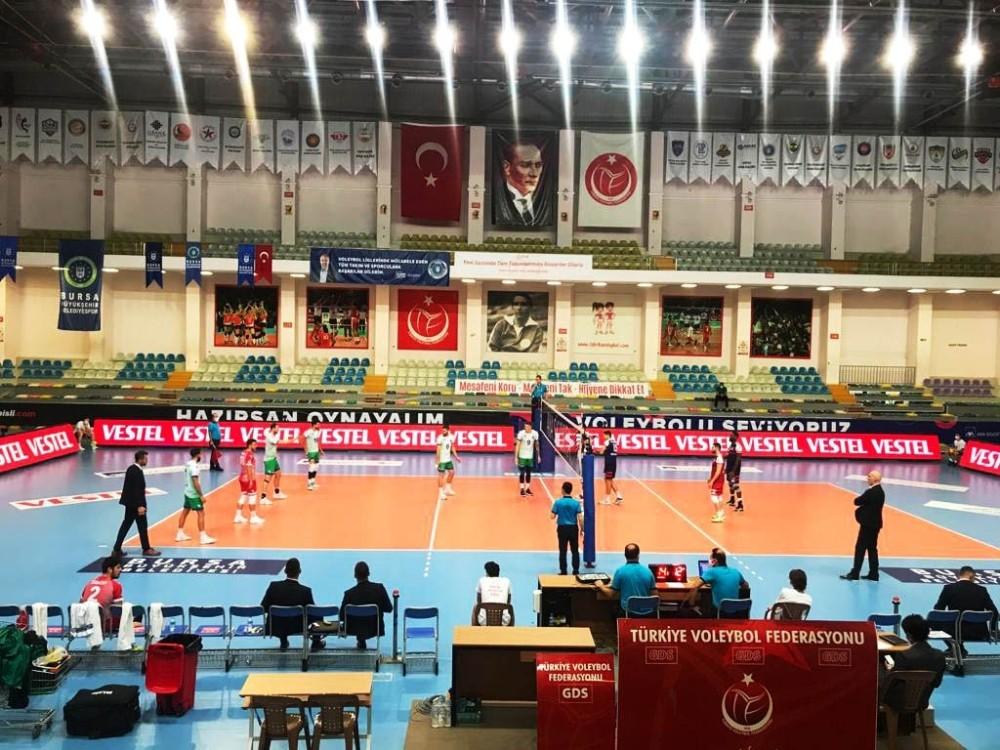 Haliliye Belediyespor, Bursa'da 3 puanın sahibi oldu