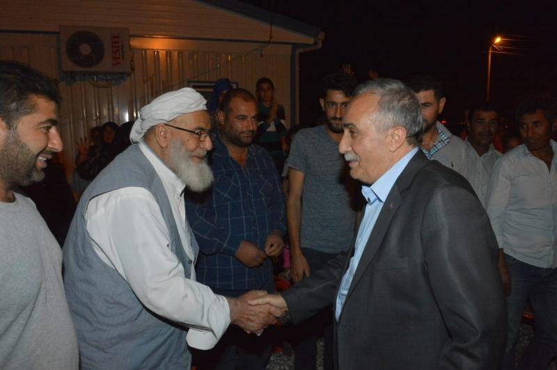 Bakan Fakıbaba'dan İthal Aday Tepkisi
