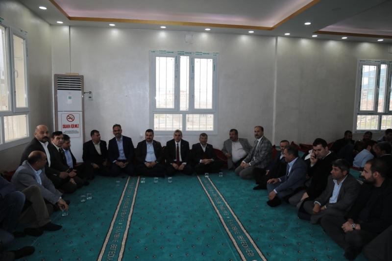 Başkan Beyazgül Eyyübiyeli Vatandaşlarla Bir Araya Geldi