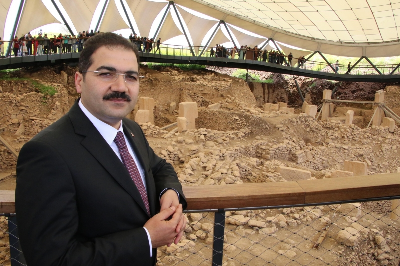 Başkan Canpolat Haliliye Göbeklitepe İle Turizmde Çığır Açacak