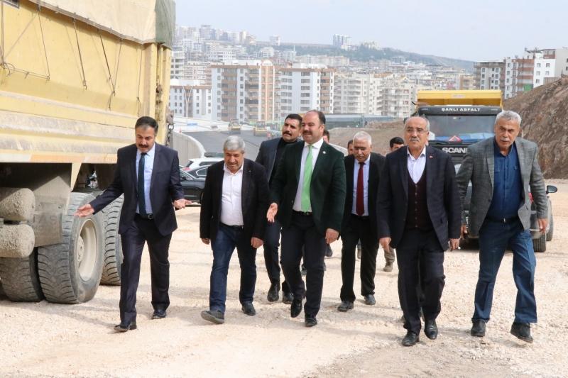Başkan Çiftçi Büyükşehir Şanlıurfa'da Ulaşımda Yeni Bir Dönem Başlattı