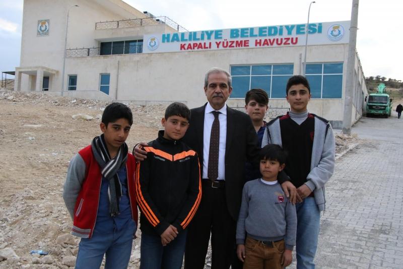Başkan Demirkol Hedefimiz Şampiyon Yüzücüler Yetiştirmek