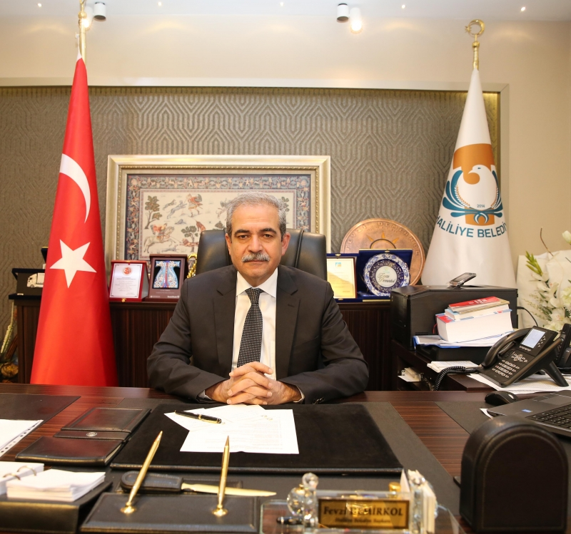 Başkan Demirkol İslam Aleminin Regaip Kandili Mübarek Olsun