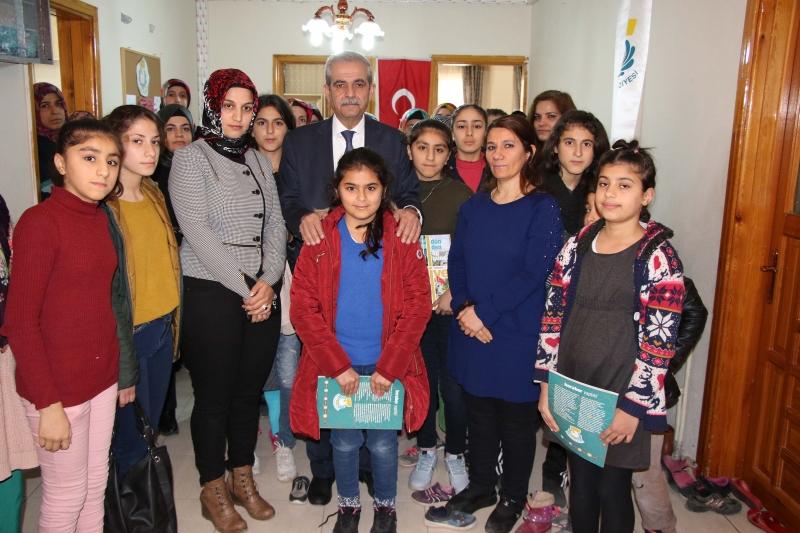 Başkan Demirkol Kadınlarımız En İyi Öğretmen Olacak