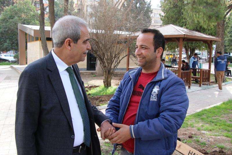 Başkan Demirkol Vatandaşlarımızı Parklarda Yeniliklerle Tanıştırdık