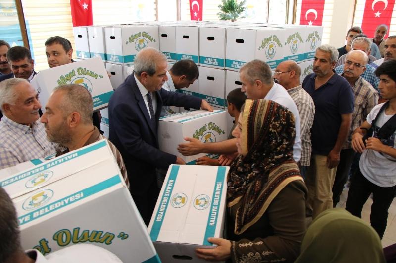 Başkan Demirkol'dan Çölyak Hastalarına Bayram Sürprizi