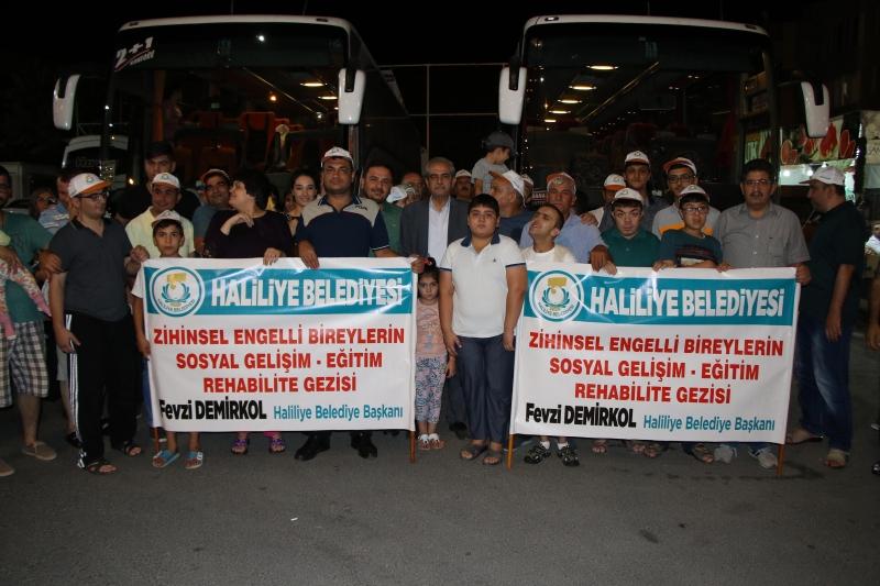 Başkan Demirkol'dan Sosyal Belediyecilik örneği