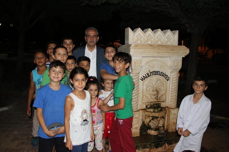 Başkan Demirkol'dan Vatandaşlara Gece Ziyareti