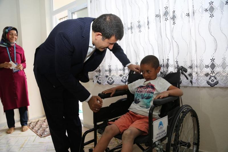 Başkan Ekinci'den 3 Aralık Dünya Engelliler Günü Mesajı