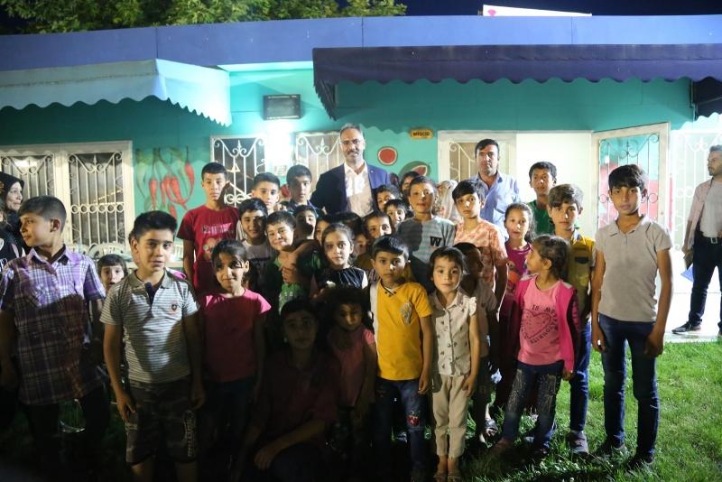 Başkan Kuş Yetim Ve Öksüz Çocuklarla İftarda Bir Araya Geldi