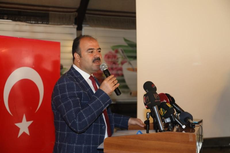 Başkan Nihat Çiftçi Büyükşehir'in 5 Yılını Değerlendirdi