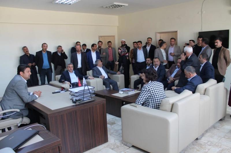Beyazgül Ve Açanal Viranşehir'de Seçim Turunda