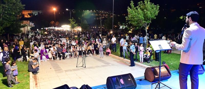 Büyükşehir in Ramazan Eetkinlikeri Sürüyor