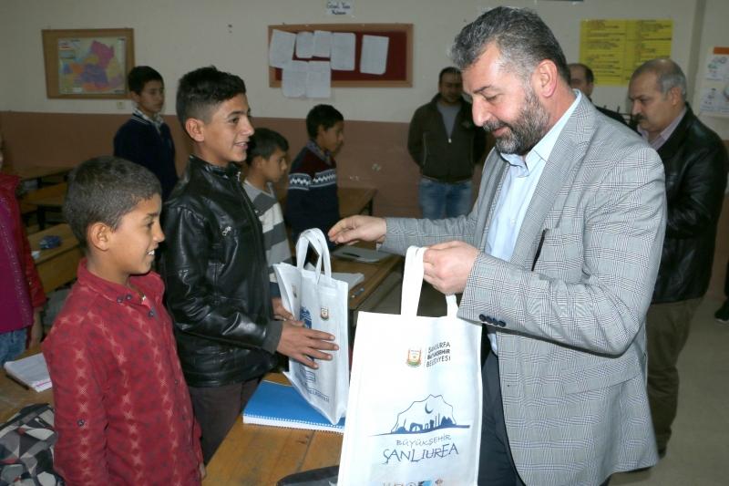 Büyükşehir Köy Okulunun Yardım Çağrısına Yetişti