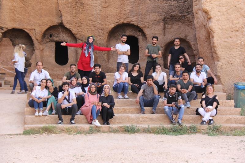 Büyükşehir'den Öğrencilere Mardin Turu
