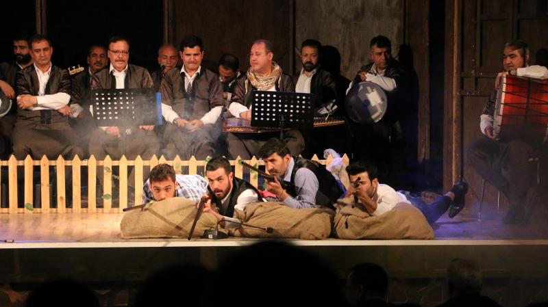 Büyükşehir'den Urfa'nın Şanına Yakışır Kurtuluş Müzikali