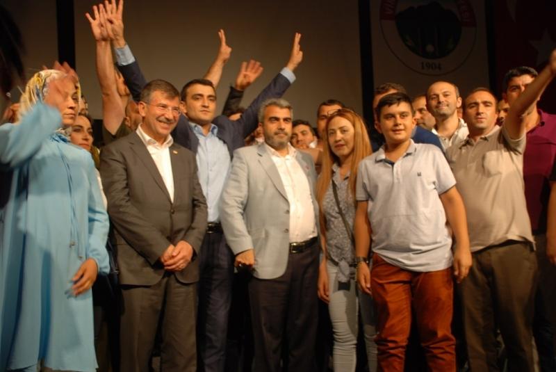 Cevheri; Türkiye Olarak Ümmetin Umuduyuz