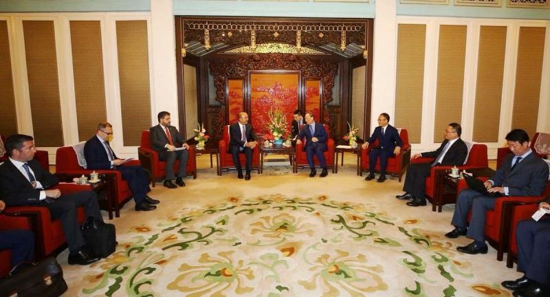 """""""Çin ile İkili İlişkilerimiz İvme Kazanacak"""""""