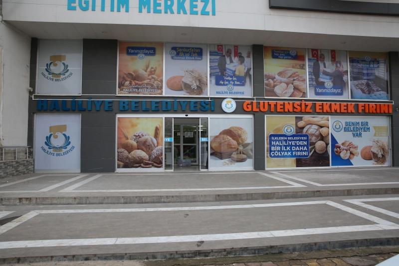 Çölyak Hastalarının Sıcak Ekmekleri Haliliye Belediyesinden
